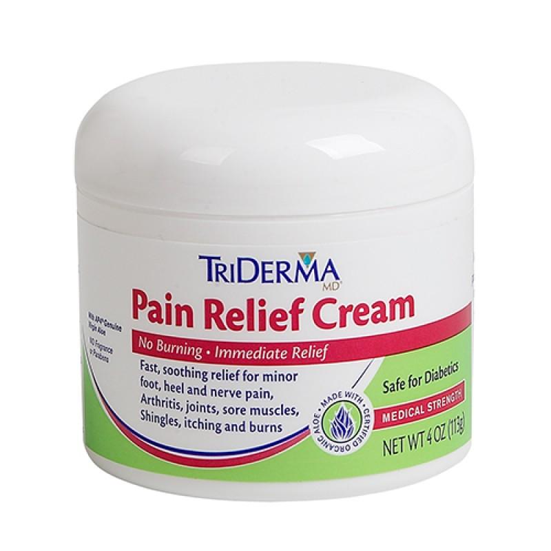 Pain Relief Cream, Shingles Cream, Neuropathy Cream | TriDerma