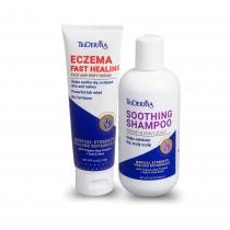 Eczema Fast Healing™ Cream + Soothing Shampoo Bundle