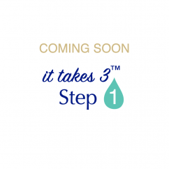 It Takes 3™ Acne Gel Wash (COMING SOON)