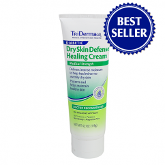 Diabetic Dry Skin Defense™ Healing Cream