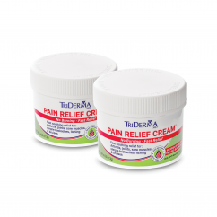 Pain Relief Cream™ 4 oz (2-pack)