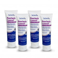 Psoriasis Control® Cream (pack of 4)