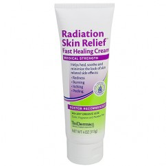 radiation skin relief