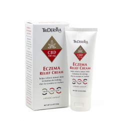 CBD Eczema Relief Cream