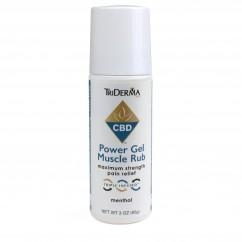 CBD Power Gel Muscle Rub