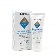 CBD Redness Relief Facial Moisturizer